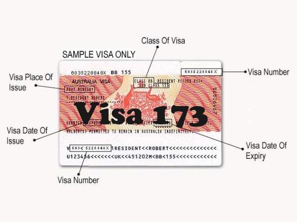 Image result for visa 173 - cha mẹ có đóng tiền (tạm trú)