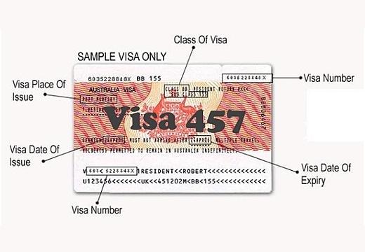 Visa 457 – Định cư Úc theo diện lao động hợp đồng dài hạn