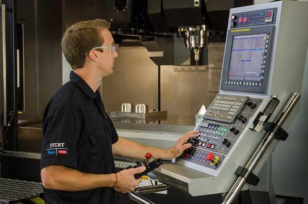 Tuyển thợ lập trình CNC/ Thợ cơ khí (#2103905 – Axis CNC Programmer/Machinist)