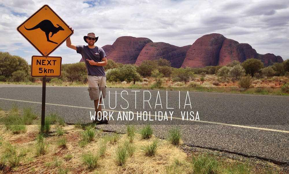 Kết quả hình ảnh cho Work and Holiday Visa