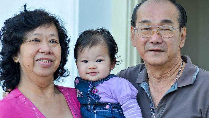 Bộ di trú Úc giới thiệu visa mới dành cho cha mẹ được tài trợ tạm thời (Temporary sponsored parent visa)