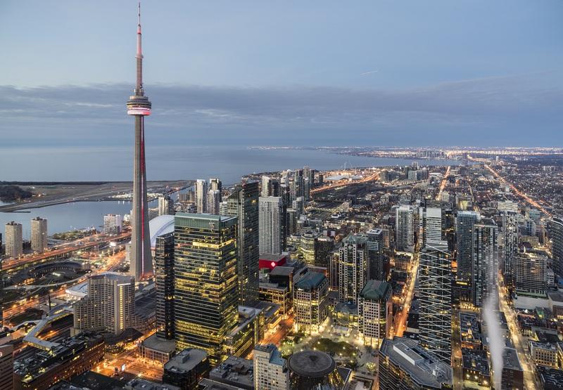 Toronto – Đầu tàu kinh tế của Canada và Châu Mĩ