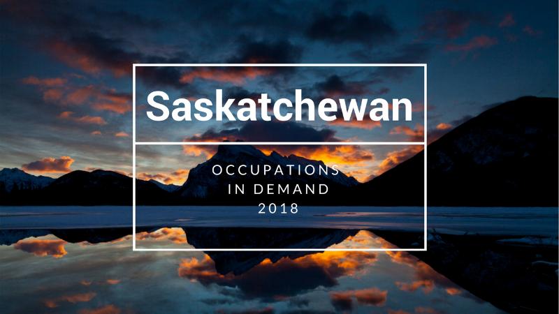 Saskwatchewan phát hành thư mời Occupation In-Demand thông qua hệ thống EOI mới