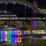 Ontario phát hành lời mời mới cho các ứng cử viên Express Entry ngày 26/11