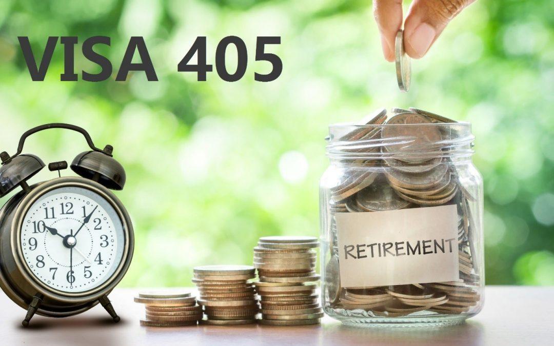 Con đường trở thành thường trú dành cho người nắm giữ visa 405 và visa 410